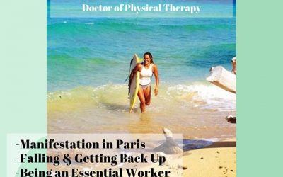 Manifestation in Paris, Falling & Getting Back Up Again, and Being an Essential Worker. Plus we chat LashLifts, style go-to's, and the best wellness practice to cleanse yourself of that stressful day.