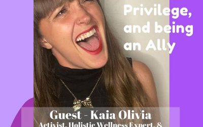 The importance of a united voice. Activism, Racism, Privilege, and Being an Ally. We chat with @kaiabellylaughs – Activist, Community Leader, Holistic Wellness Expert, Artist and @AGT Golden Buzzer winner.