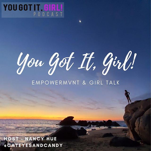 Your new favorite podcast! Tune in for a dose of empowerment, inspiration, and tips on how to go get it because even if you don't know it yet – You Got It, Girl!