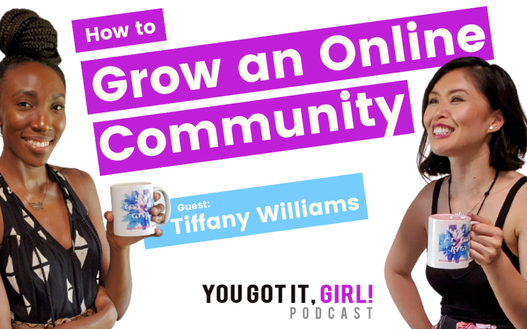 Style and Community – Guest Tiffany Williams